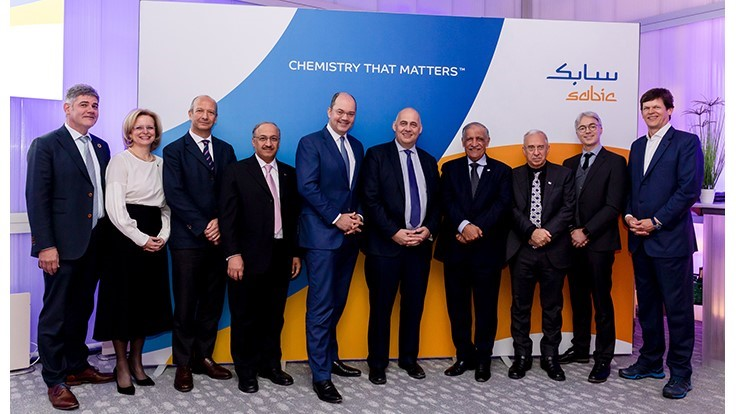 SABIC AND CUSTOMERS LAUNCH CERTIFIED CIRCULAR POLYMERS FROM MIXED PLASTIC WASTE