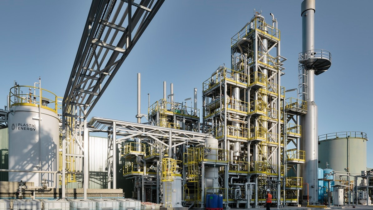 Total and Plastic Energy announce a strategic partnership and the construction of the first chemical recycling plant in France