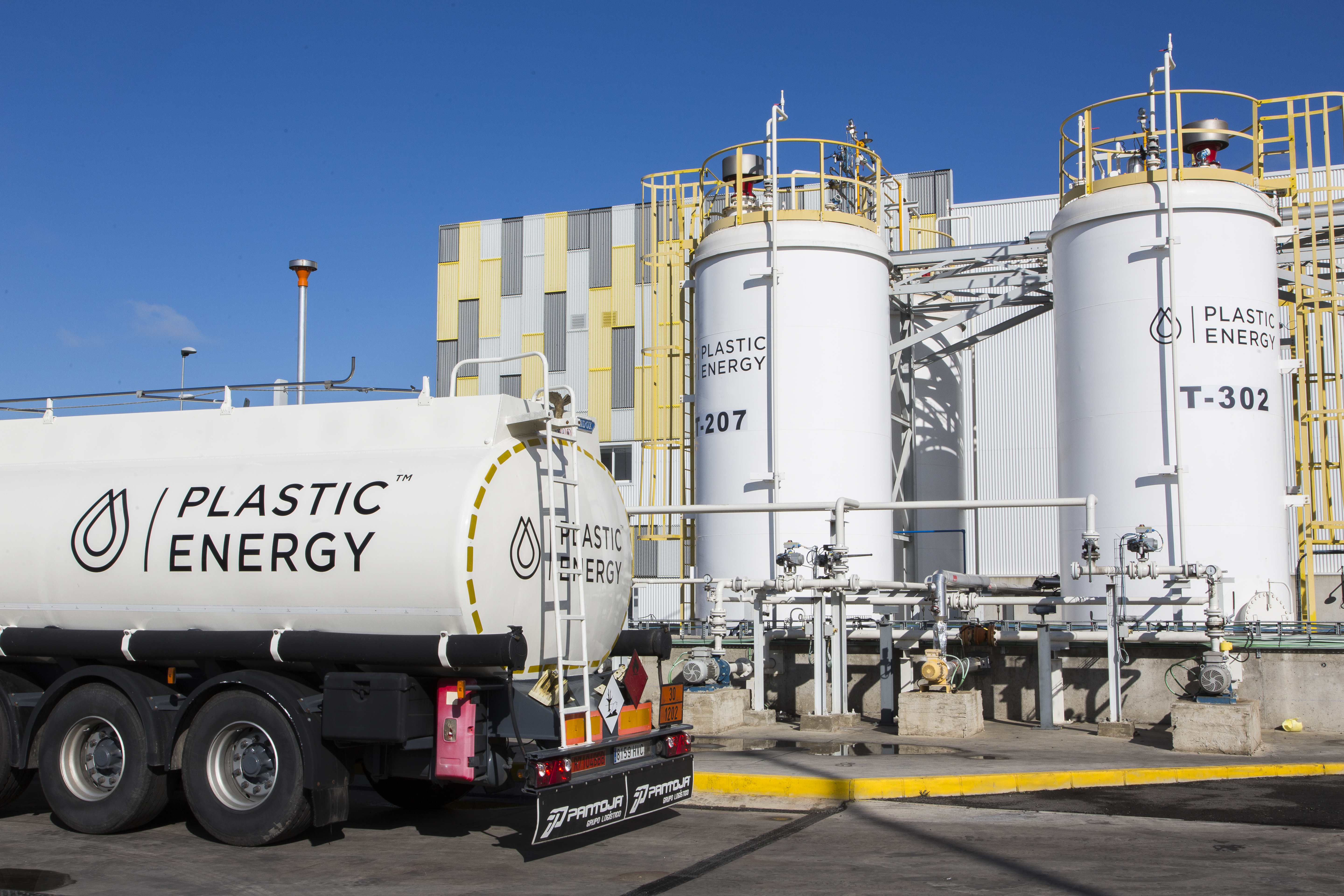 Plastic Energy Collaborates with ExxonMobil on Advanced Recycling Project in France