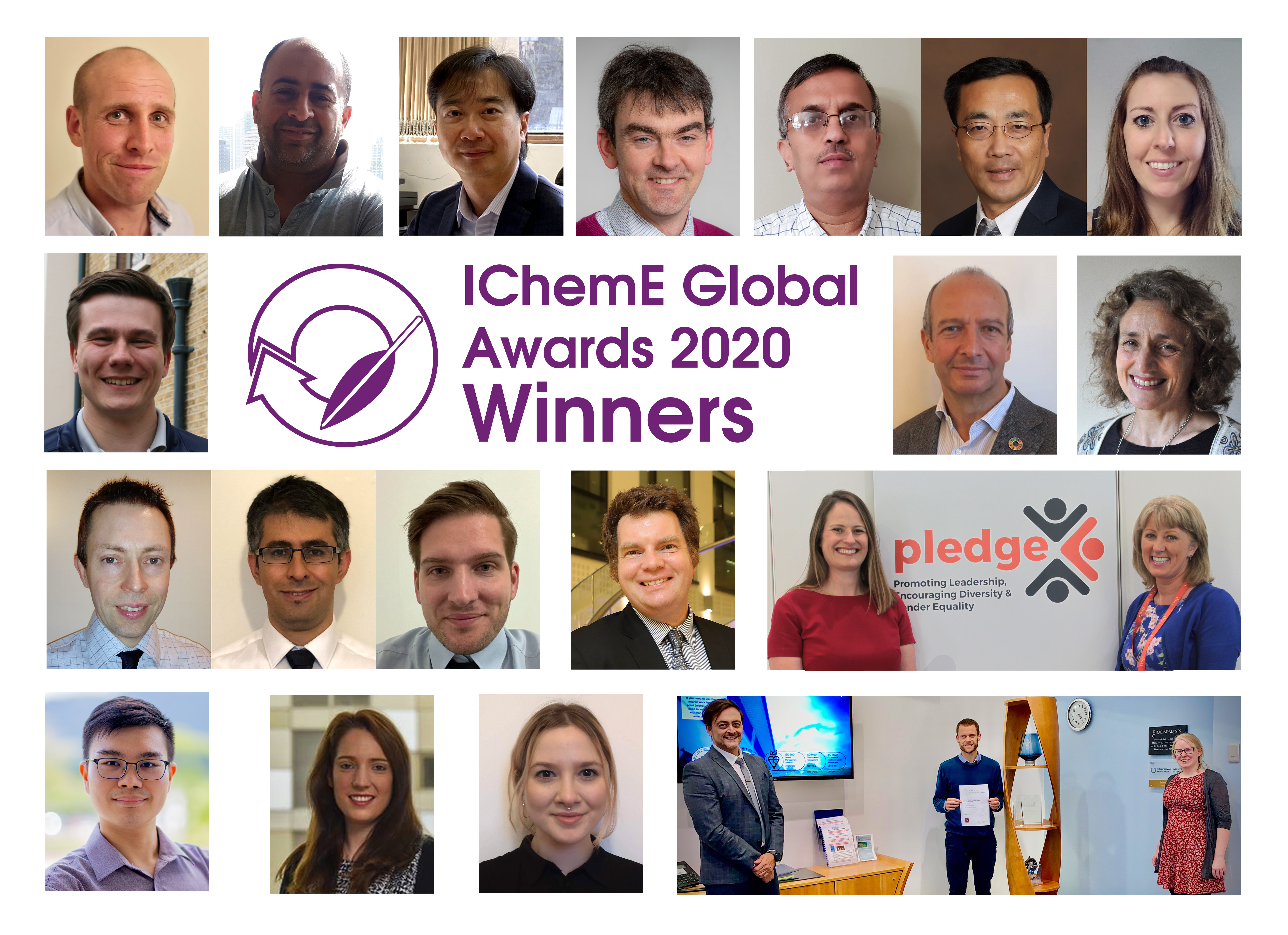 Plastic Energy takes home three IChemE Global Awards for 2020, including best overall